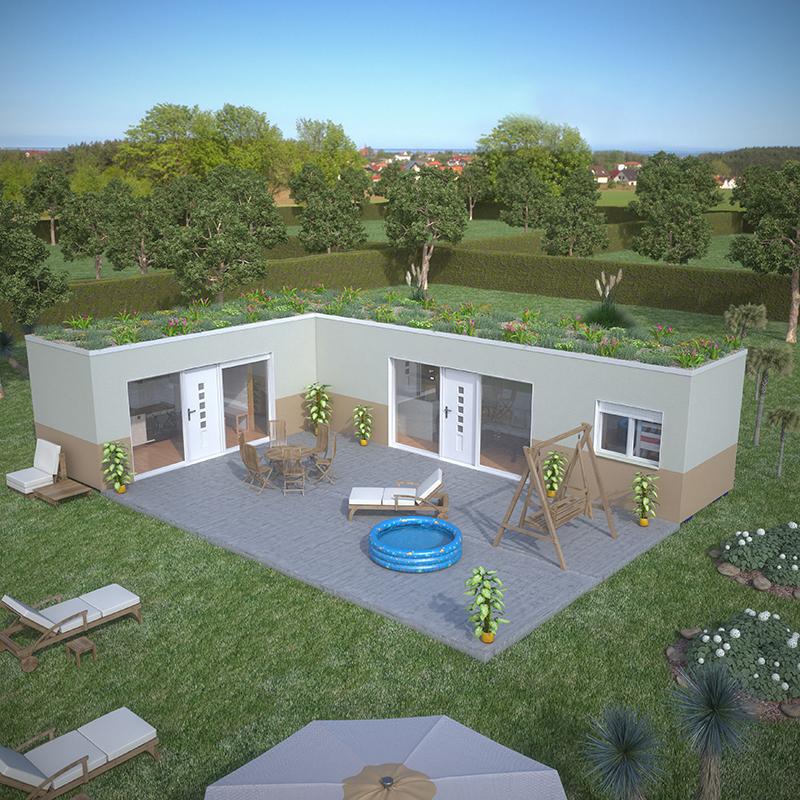 Movinghome casa tipo 3 casas nicas para lugares nicos - Casas prefabricadas de contenedores ...